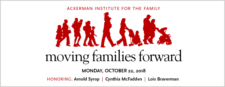 Ackerman Moving Families Forward Gala 2018