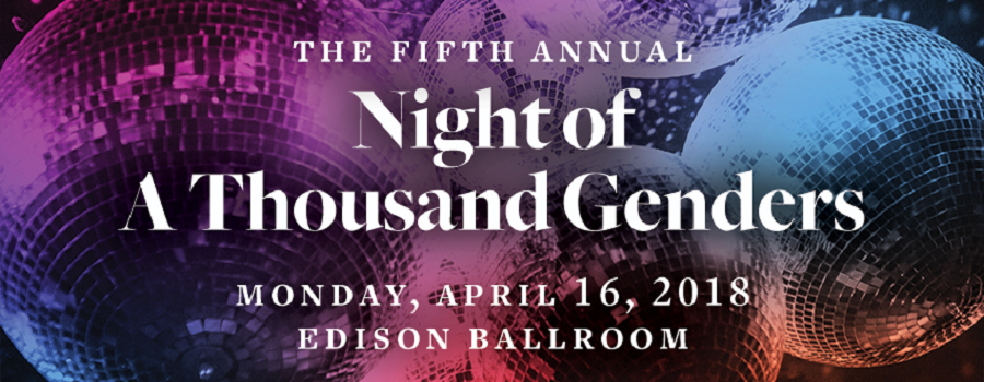 Gender & Family Project Night of a Thousand Genders 2018