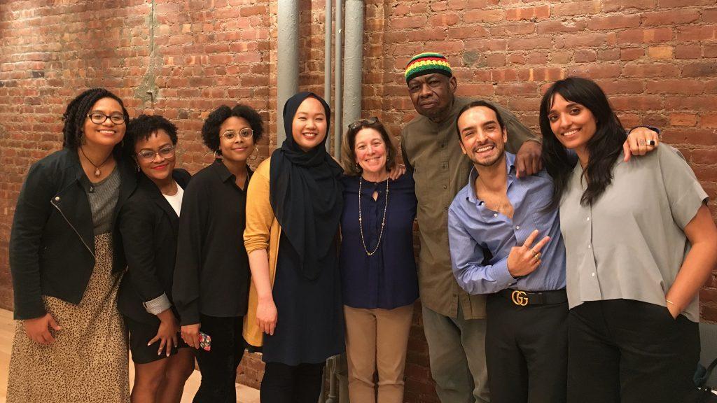 Social Work & Diversity Graduates 2019