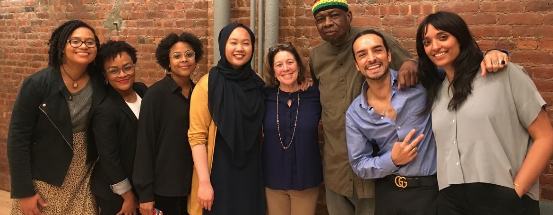Social Work and Diversity Graduates Class of 2019
