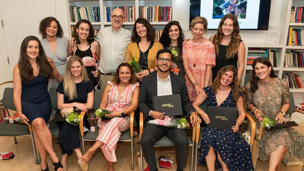 Ackerman Class of 2019