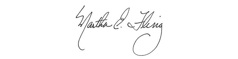 Martha Fling